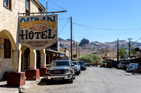 Oatman Highway (Old Route 66).