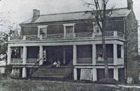 The McLean House as it was.