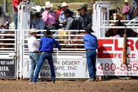 Bareback and Saddle Bronc