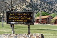 Ft. Huachuca and Tombstone